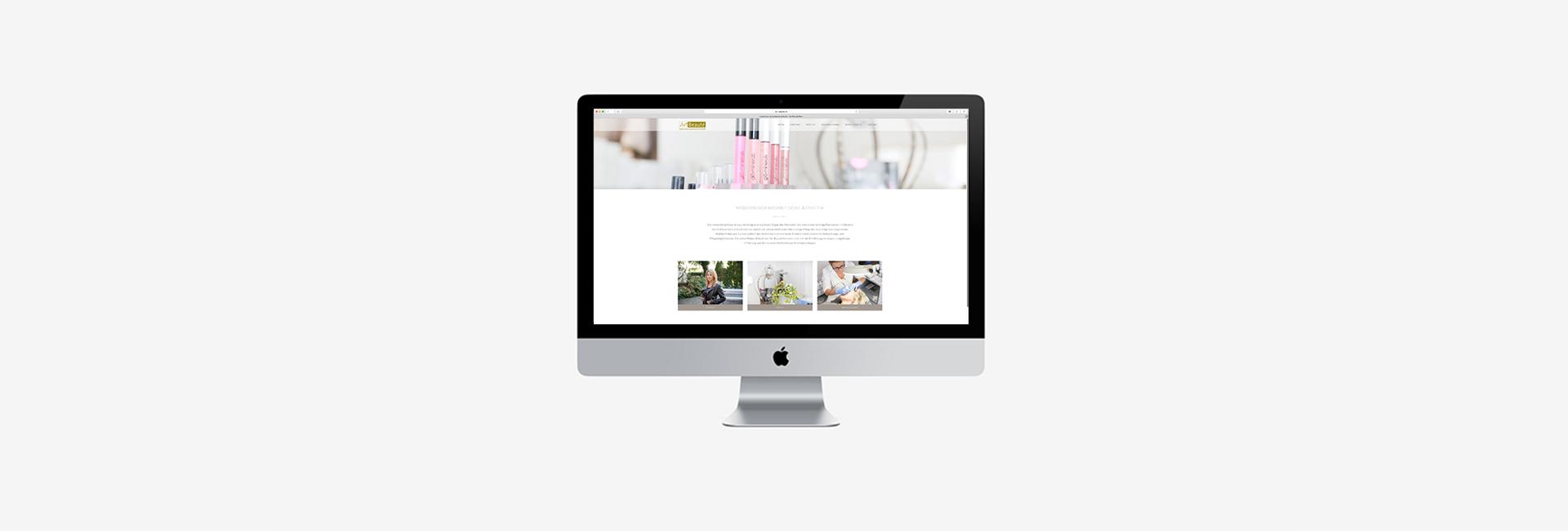 Webseite & Fotografie