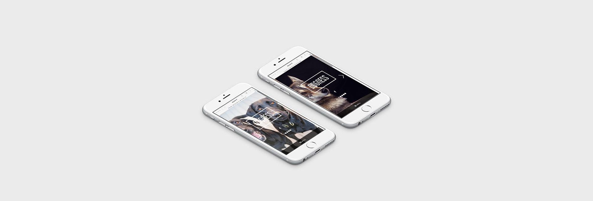 Webseite – Logo – Werbung