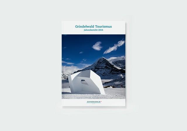 Jahresbericht Grindelwald Tourismus