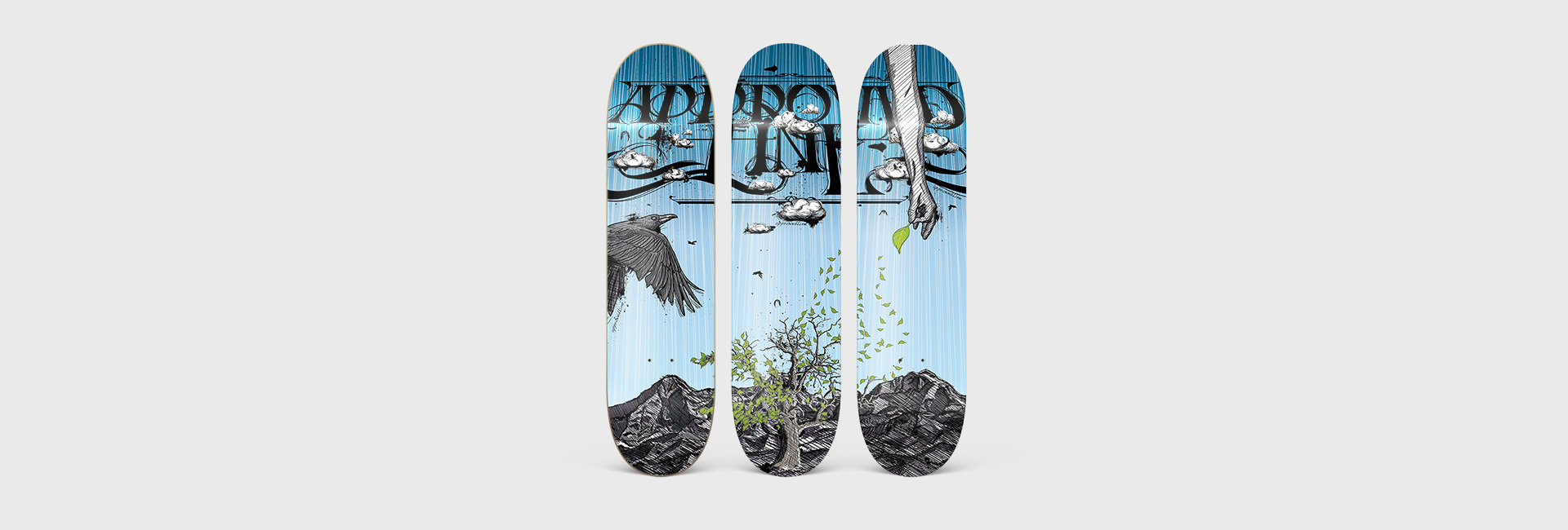 Skatedecks