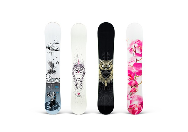 Snowboarddesign Zensnow