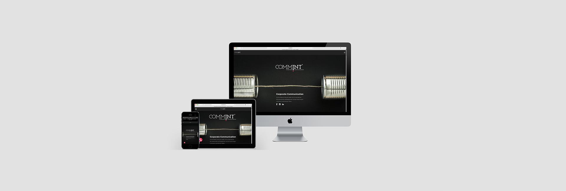 Webseite & Corporate Design