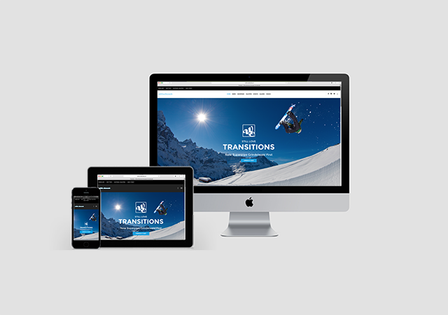 Webseite & Corporate Design