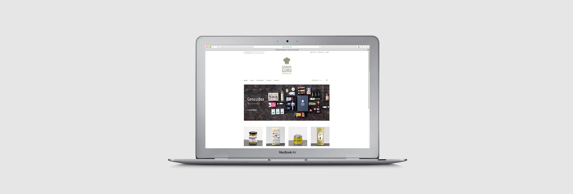 E-Commerce Projekt