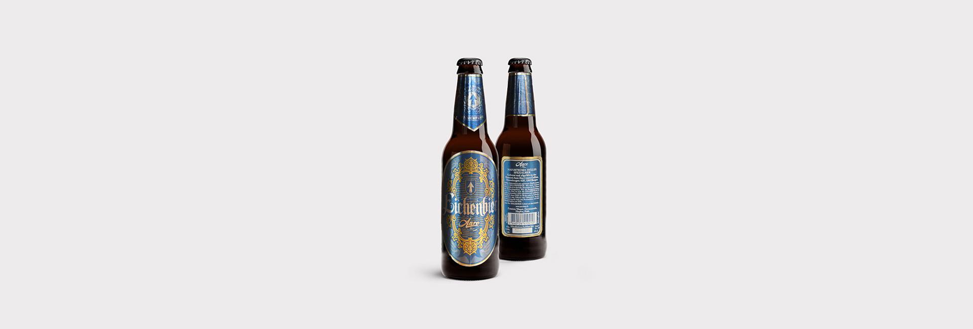 Bier Etikette
